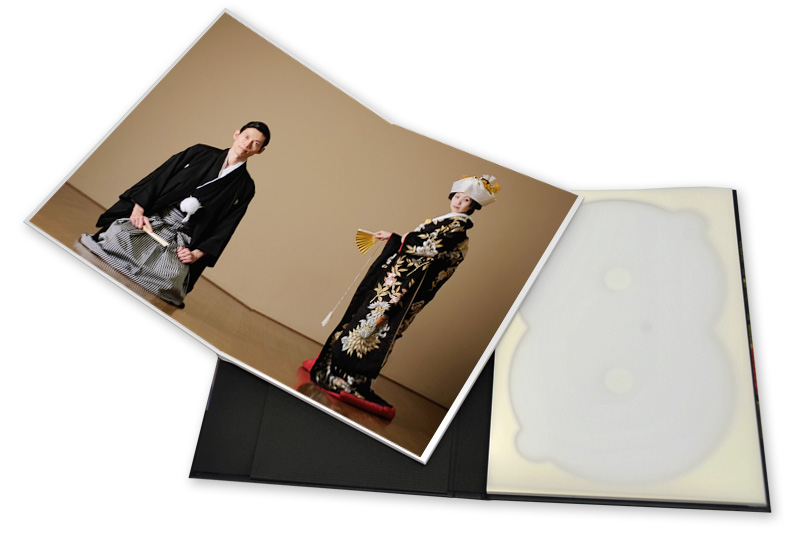 パッケージ写真集DVD収納型